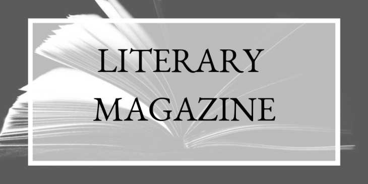 LITERARY MAGAZINE - projects page